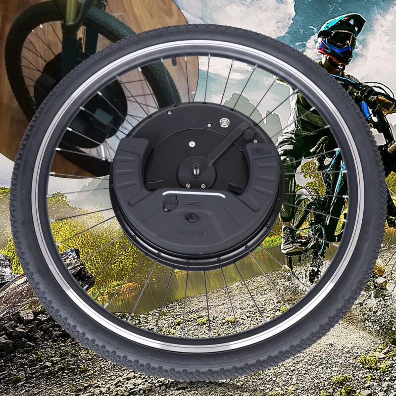 "24""/700C 36V 800W E bike Hub Motor Conversion Kit Front Wheel Electric Bicycle"
