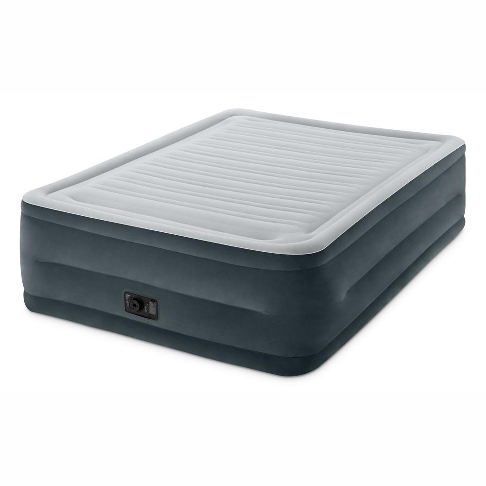 Intex Comfort Plush Elevated Dura-Beam Airbed Bed Height 22-