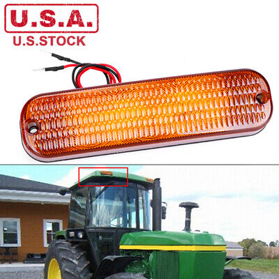 Ar60250 Led Cab Roof Warning Light Flashing Light For Cab And Canopy Models