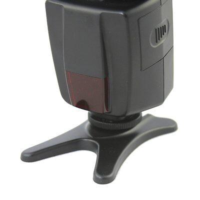 Blitzfuss / Standfuss für stabilen Stand von externen Blitzgeräten / Blitzlicht Externe Stand