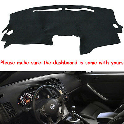 Dashmat For Nissan Altima 2007-2012 Dash Cover Mat Dashboard Pad Fit US Version