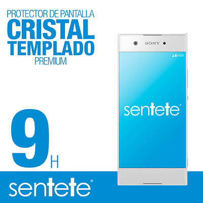 Sentete® Sony Xperia XA1 Protector de Pantalla de Cristal Templado PREMIUM