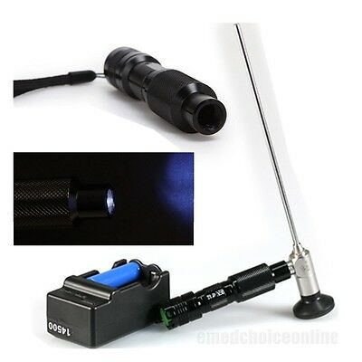 Usa Portable Handheld Led Cold Light Source Lamp Clear Endoscope 3-10w Surgical