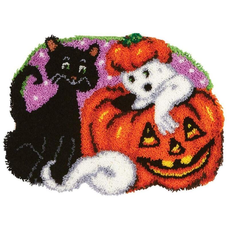 Sundance™ Halloween Fun Latch Hook Kit