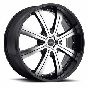 "SUMMER RIM AND TIRE PACKAGES!! 18""-26"" MANY STYLES TO CHOOSE FROM!!!"