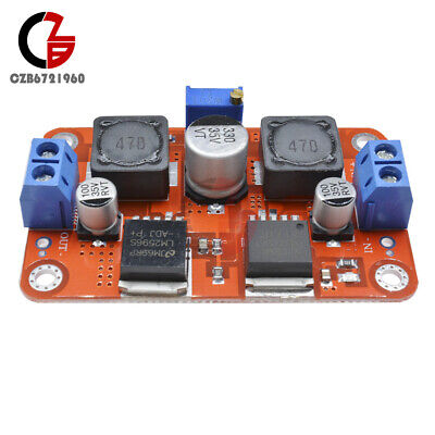 Step Up Down Boost Buck Voltage Xl6009 Lm2596s Dc-dc Power Converter Module Ic
