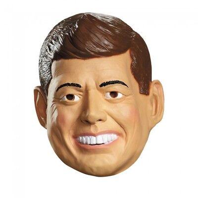 JFK John F. Kennedy Political US President Adult Latex Mask Costume Accessory](Jfk Mask)
