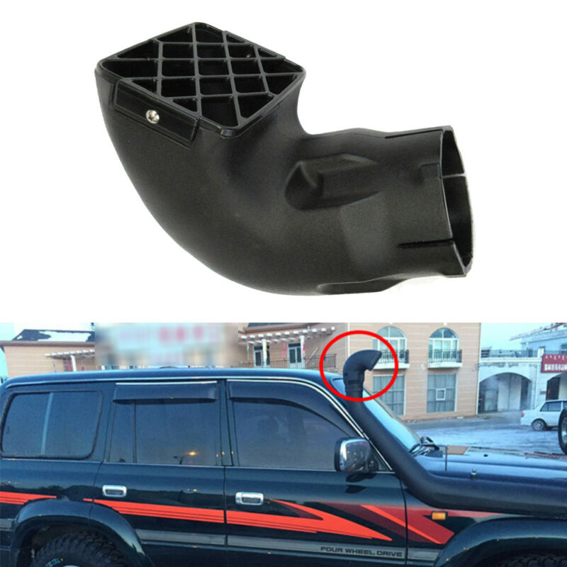 Noryb Universal Snorkel Head Air Intake Inlet Ram Off Road 4x4 Land Rover