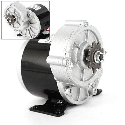 24v 350w Electric Motor W Gear 9 Teeth Sprocket 24 Volt 350 Watt My1016z3 Usa