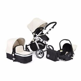 3-1 Carrera travel system