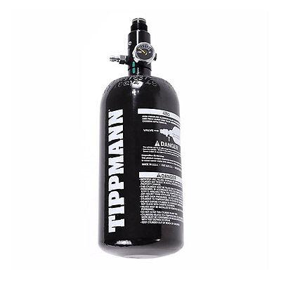 - Tippmann Basics 47 / 48ci 3k Aluminum HPA / Nitro / Compressed Air Tank - NEW