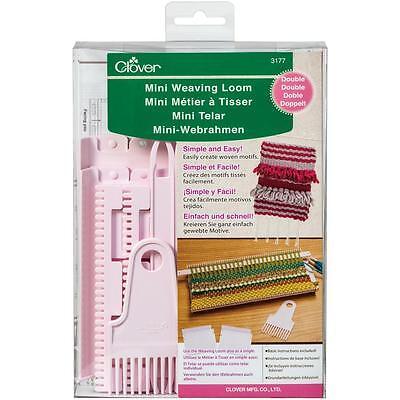 Clover Mini Weaving Loom (Double) 3177