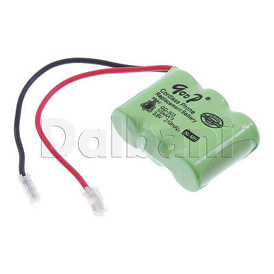 GD303 New Cordless Phone Rechargeable Battery Ni-MH 3.6V 210 mAh