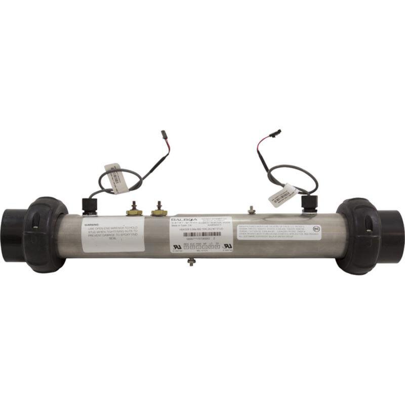 Balboa 58083 Heater Tube Assembly 5.5kW 230V with Sensors