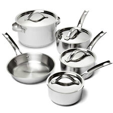 GORDON RAMSAY Maze By Royal Doulton Stainless Steel Cookware Set