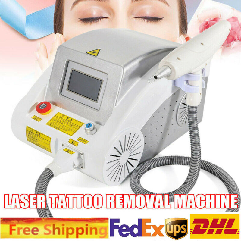 Removal YAG Eyebrow Tattoo Remover 110V Laser Pigment Removing Beauty Machines