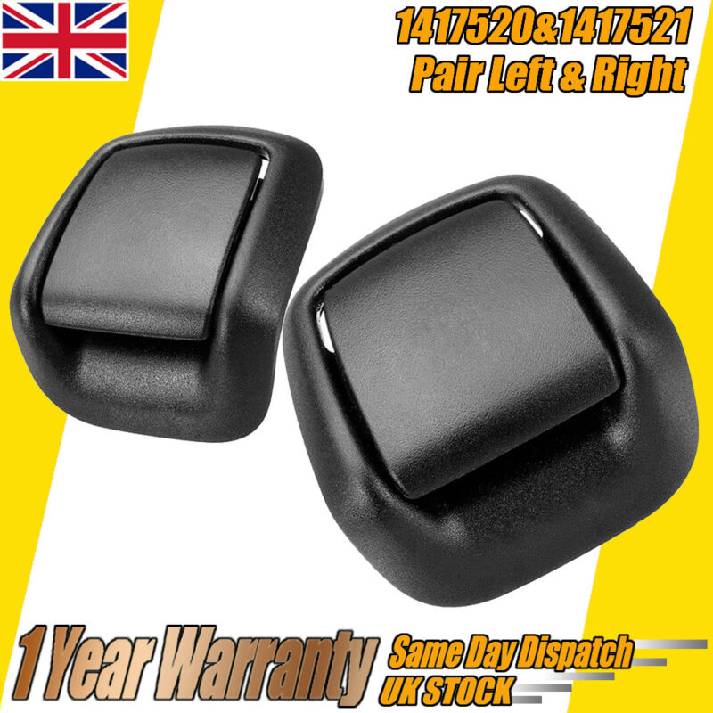 Car Parts - Right + Left Hand Front Seat Tilt Handles For FORD Fiesta MK6 2001-2008 1417521