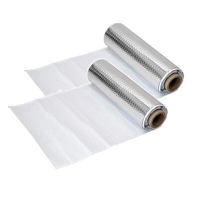 4m² Dämmmatte ALUBUTYL Anti-Dröhn Bitumen-Ersatz DSM Matte 2x Roll á 50 x 400 cm