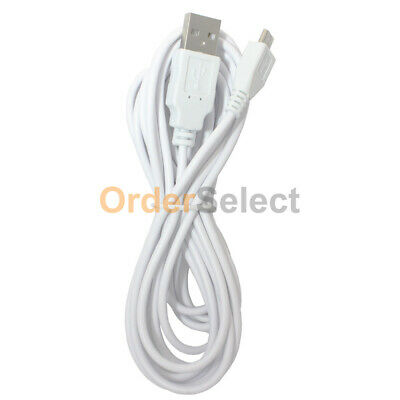 Micro USB 10FT Charger Cable Cord for Acer Iconia Tab 10 (A3-A40)/A100/A500 / W3