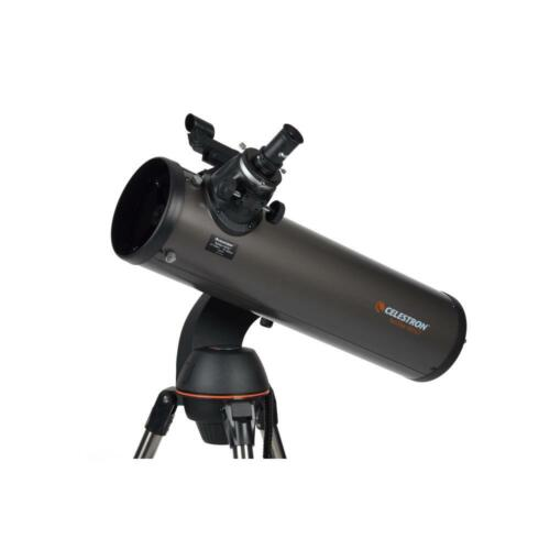 Celestron - NexStar 130SLT Computerized Telescope - Compact and Portable