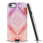 Meozi Gummy Case Shockproof Marrakech Dream iPhone 7 / 8