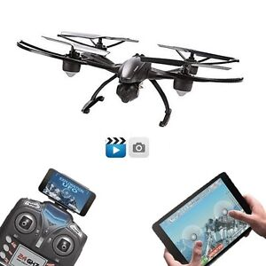 GoolRC JXD 509W Drone Quadcopter Real Time WiFi Camera Helicopter APP Control