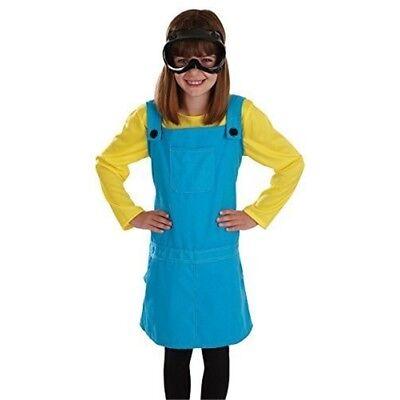 - Kleines Mädchen Minion Kostüme