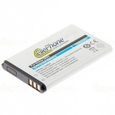 Akku Li-Ion für Nokia C2-01 C2-02 C2-03 E50 E60 N-Gage N70 Music Edition N71 (Nokia N70 Music Edition)