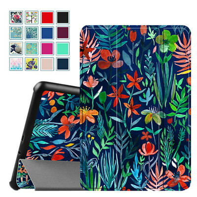 For Samsung Galaxy Tab A 8-Inch SM-T350 Tablet Case Cover with Auto Sleep / Wake