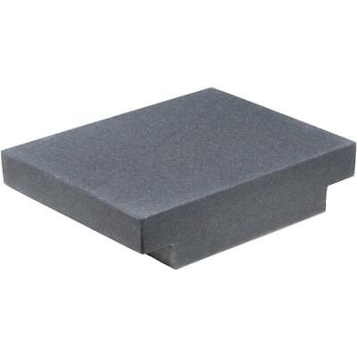 Grizzly G9652 12 X 18 X 3 Granite Surface Plate 2 Ledges