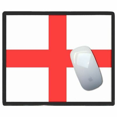 England Flag - Thin Pictoral Plastic Mouse Pad Mat Badgebeast