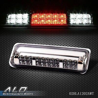 - Cargo Led Tail Light For 04-08 F150/Explorer Chrome Housing Rear 3rd Brake WT