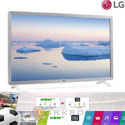 "TV LED 32"" LG 32LK6200 FULL HD SMART TV EUROPA SILVER/WHITE"