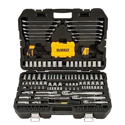 DEWALT DWMT73803 Mechanics Tool Set (168-Piece) NEW