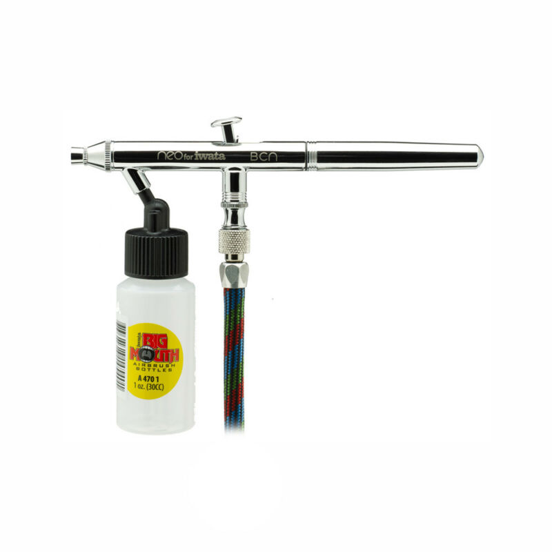 Iwata NEO BCN Airbrush -  N 2000 Siphon-Feed Dual-Action