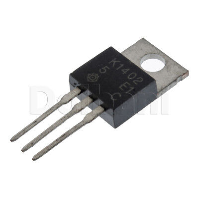 2sk1402 Original Renesas Power Fet 4a 600v 2.4ohm Npn To-220ab