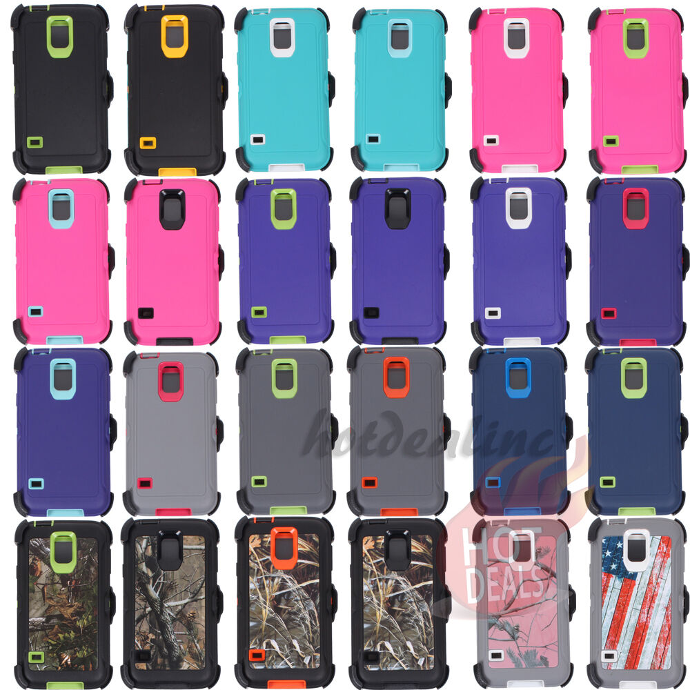 For Samsung Galaxy S5 Defender Case