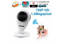 Sricam 720P Wifi IP Camera Wireless ONVIF CCTV Security camera(footage can be viewed via app!
