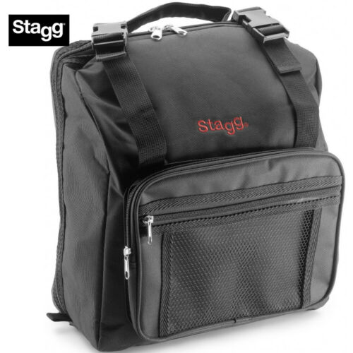 NEW Stagg Padded Accordion Gig Bag Case ACB-320 Fits Hohner Panther, Corona