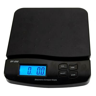 Digital Postal Scale 66lb X 0.1oz Shipping Scale Weight Postage Wadapter