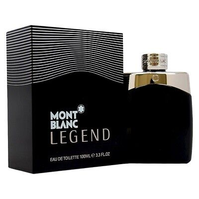 MONT BLANC LEGEND 100ML EAU DE TOILETTE SPRAY BRAND NEW & SEALED