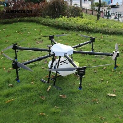 Agriculture Drone Agricultural UAV Drone Frame Capacity 16KG 15L Tank Farm use