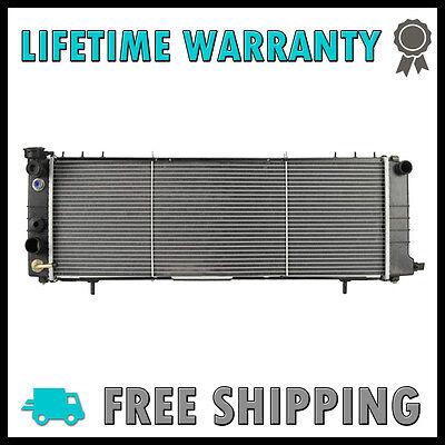 2 Row BRAND NEW Radiator for Jeep Cherokee Comanche 2.5 4.0 Lifetime Warranty