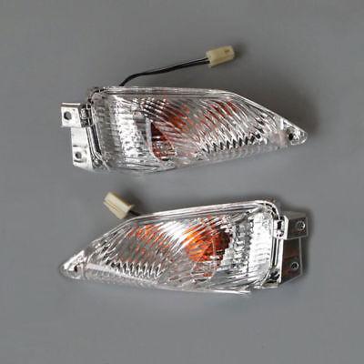 Rear Turn Signals Light for Suzuki GSXR600/750 2011-2017 GSXR1000 2009-2016 10 (Gsxr Turn Signals)