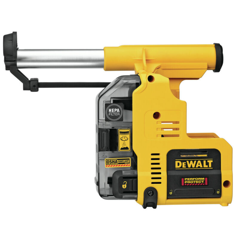 DEWALT Dust Extractor for 1in. Hammers DWH303DH New