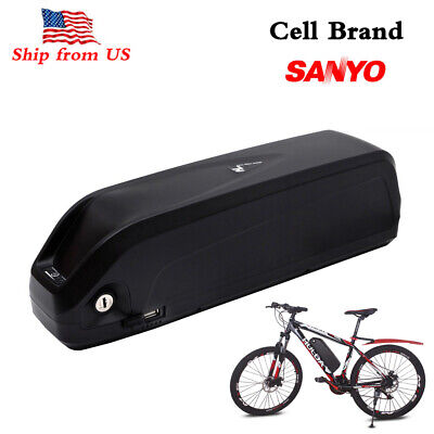 52V 17.5Ah Hailong 3 EBike Lithium Battery for 750W 1000W Electric Bicycle Motor