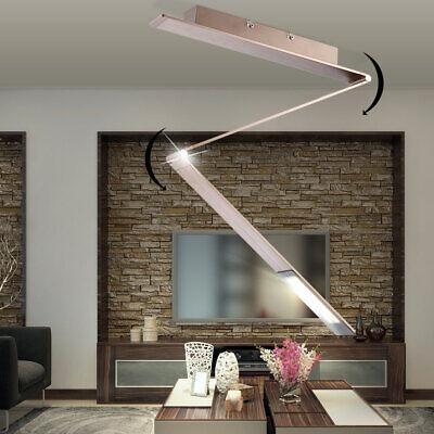 10 Vatios LED Luz Techo Plegable Lámpara Ess Mesa Iluminación de Habitación...