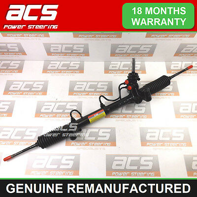 VAUXHALL ASTRA H MK5 POWER STEERING RACK 2004 TO 2011 - RECONDITIONED (TRW Type)