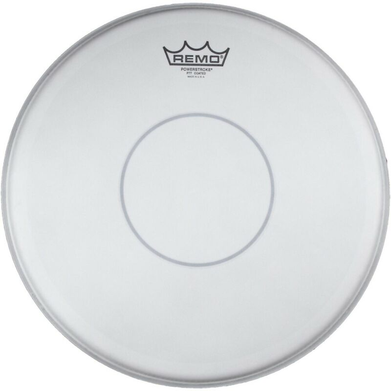 Remo Powerstroke 77 Coated Snare Drum Batter Head 14 Inch Coated