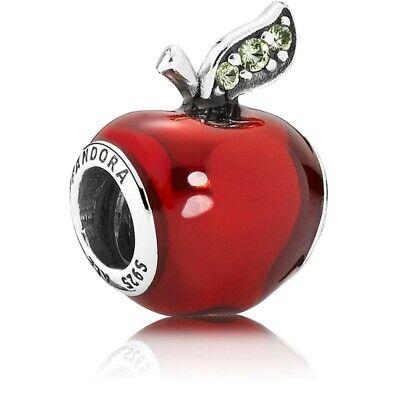 Pandora Disney Snow White Apple charm S925 ALE